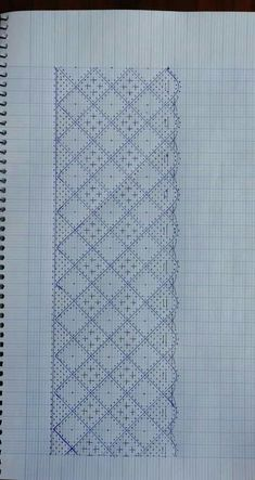 Bobbin Lace Patterns, Lacemaking, Needlework, Drawings, How To Make, Bobbin Lace, Wood, Hand Fans, Totes