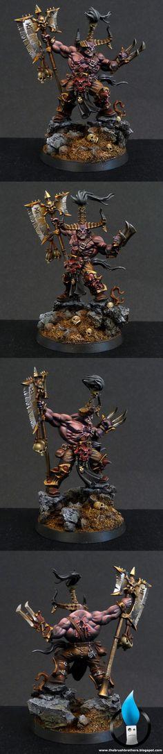 Exalted Deathbringer
