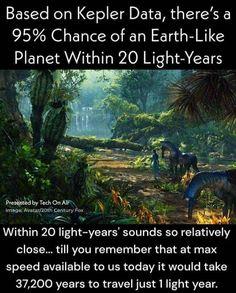 Weird Science Facts, Air Image, Everything Is Energy, Light Year, Fun Math, Avatar, Earth, Travel, Maths Fun