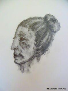 Pencil Sketch by Markie Roake.