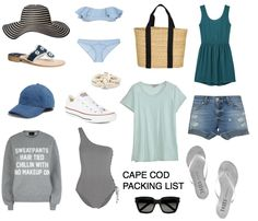 Complete Cape Cod Packing List Cape Cod packing list - what to bring for a week at the Cape! // Cape Cod packing list - what to bring for a week at the Cape! Summer Packing Lists, Packing List For Vacation, Packing Tips, Summer Vacations, Cape Cod Vacation, Travel Wardrobe, Capsule Wardrobe, Holiday Fashion, Holiday Style