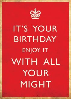 1191 Best Birthday Posters Images In 2019