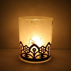 adult gothic decor | sexy gothic steampunk home decor candle holder by illuminera, $13.00