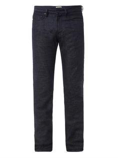 Navy Skinny Jeans by Bottega Veneta. Buy for $162 from MATCHESFASHION.COM