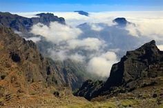 Parque Nacional de la Caldera de Taburiente - Tenerife (Espagne)