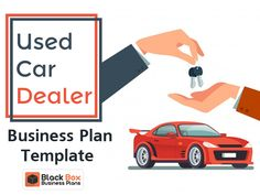 used cars business plan