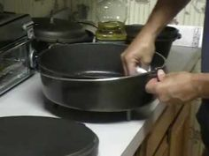 ▶ Cooking Dutch Oven - Learn to Season Your Dutch Oven (see sidebar) - YouTube