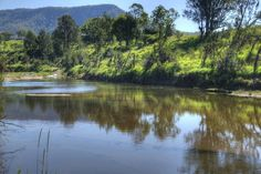 River Oaks on the Mary, Kenilworth, a Sunshine Coast Hinterland Total Mary River Frontage | Stayz