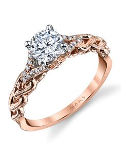 MARS Jewelry 25816 Engagement Ring
