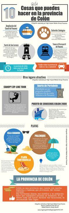 10 Cosas que puedes hacer en la provincia de Colón #Panamá - @HIMGPanama