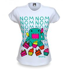 Tee shirt kawaii Domo. kdono.fr