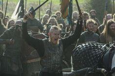Bjorn Ironside in Battle