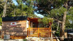 Camp Slatina Cresj_Mai 2016_WEB (17 von 18) Cabin, House Styles, Home Decor, Campsite, Croatia, Destinations, Pet Dogs, Viajes, Decoration Home