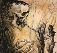 Santiago Caruso - Ilustrador [Arte]