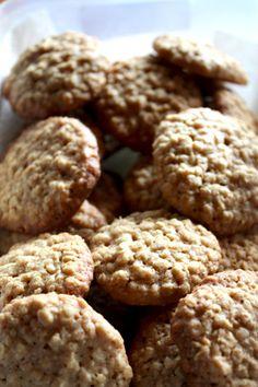 Tessa Kiros Inspired Oat Cookies