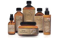 Madi unveils Nashi Argan range of hair products