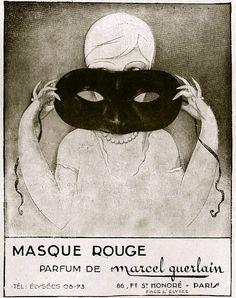 Masque Rouge ~  Guerlain