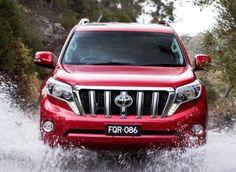 2019 Toyota Land Cruiser Rumors Redesign