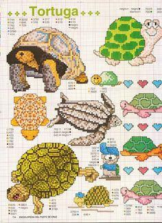 shut the shell up Cross Stitch Sea, Beaded Cross Stitch, Cross Stitch Animals, Cross Stitch Charts, Cross Stitch Embroidery, Funny Cross Stitch Patterns, Cross Stitch Designs, Needlepoint Patterns, Embroidery Patterns
