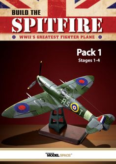 Experience a fabulous reproduction of the Supermarine Spitfire Mk Vb in 1:12 scale, the most famous fighter plane of World War II. This detailed model is constructed from high-quality aluminum and wooden parts. Build The Spitfire will delight every model aircraft enthusiast, from the beginner to the expert alike. Choose your option:12 months subscription: 12 monthly shipments of $109.99 plus $9.99 S&H per shipmentFull Kit: receive your scale model in one shipment of $1,299.99 plus $39.99 ...