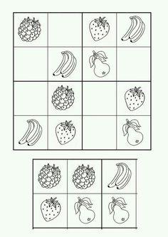 Sudoku ovoce