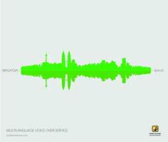 """Polyline Translations Voice Over Service Advertising """"MALASYA"""""""