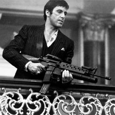Scarface starring Pacino