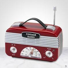 RÁDIO AM FM VINTAGE