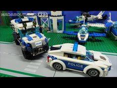All Lego City Sky Police Vehicles 2019 Jet Patrol Drone Chase Parachute Arrest Diamond Heist Air Base Police Patrol. Lego City Police, Police Cars, Police Patrol, City Sky, All Lego, Police Vehicles, Lego Ideas, Perler Beads, Legos