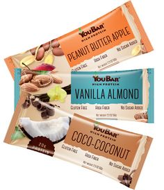 Make your own protein bars from You Bar. Many, not all, ingredients are organic