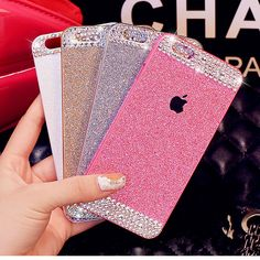 Hot Sale Giltter PC Hard Plastic Diamond Bling Crystal Case For Iphone 4 4s 5 5s 6 6 plus Back Cover capa para fundas-in Phone Bags & Cases from Electronics on Aliexpress.com | Alibaba Group