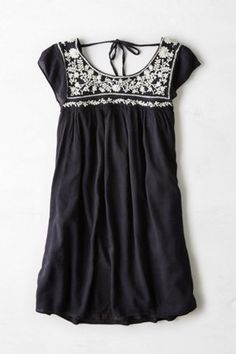 AEO Tie Back Shift Dress , Burgundy | American Eagle Outfitters