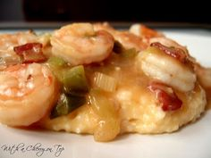 The best shrimp and grits