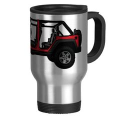 >>>Coupon Code          Red four door Jeep wrangler custom travel mug           Red four door Jeep wrangler custom travel mug In our offer link above you will seeDiscount Deals          Red four door Jeep wrangler custom travel mug Review from Associated Store with this Deal...Cleck Hot Deals >>> http://www.zazzle.com/red_four_door_jeep_wrangler_custom_travel_mug-168291266388886363?rf=238627982471231924&zbar=1&tc=terrest