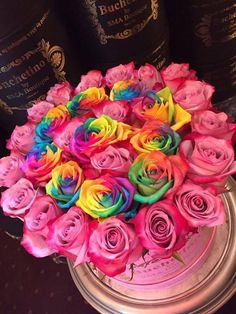 Imagine bouquets, flowers, and heart