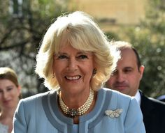 Camilla Parker Bowles Photos - The Queen and Senior Royals Attend the Commonwealth Heads of Government Meeting - Day Two - Zimbio