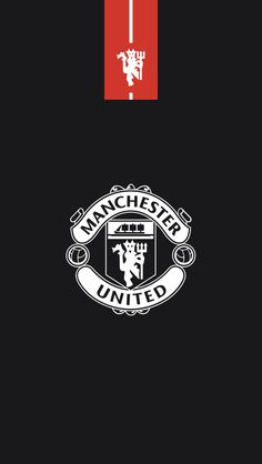 Minimalist MUFC iPhone wallpapers : reddevils