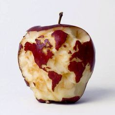 A world bitten by Apple...
