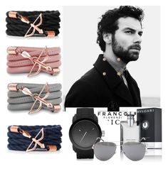 """""""Win $50 from Franco Florenzi."""" by selmir ❤ liked on Polyvore featuring Monza, Bulgari, Diesel, Yves Saint Laurent, vintage, men's fashion and menswear"""