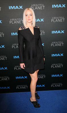 Jennifer Lawrence's Best Miniskirt Looks