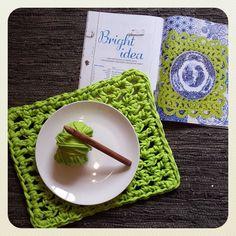 hookybren's #crochet placemats