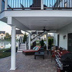 Decks.com. Walk out deck - Picture 3682
