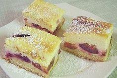 Zwetschkenkuchen mit Topfenguss, ein leckeres Rezept aus der Kategorie Kuchen. Bewertungen: 26. Durchschnitt: Ø 4,2.