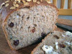 Cinnamon-Raisin Oatmeal bread