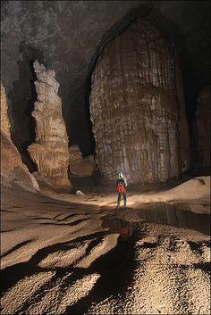 Vietnam - Hang Son Doong Cave
