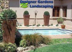 "See 1 tip from visitors to Designer Gardens Landscaping. ""Use Designer Gardens Landscaping to landscape your garden, build you a koi pond, swimming. Koi, Garden Landscaping, Garden Design, Swimming Pools, Landscape, Building, Gardens, Pretoria, Outdoor Decor"