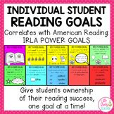 Independent Student Reading Goals ( Correlates with IRLA: