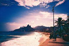 Ipanema & Leblon. Rio de Janeiro