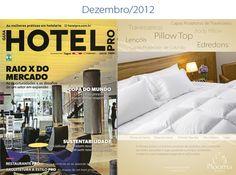 Anúncio Plooma revista Hotel Pro