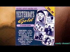Yesterday's Gold Vol. 6   (Full Album) รวมเพลงสากลเก่าๆ ชุดที่ 6